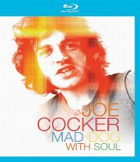 Cover Joe Cocker - Mad Dog With Soul [DVD]